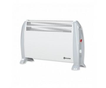ELDOM Конвектор электр с вентилятором белый 2000w
