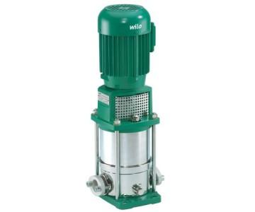 Вертикальный многоступенчатый насос Wilo MVI 102-1/25/E/1-230-50-2