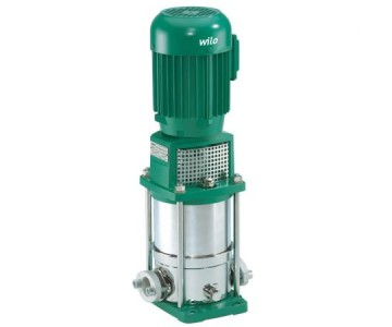 Вертикальный многоступенчатый насос Wilo MVI 102-1/25/E/3-400-50-2