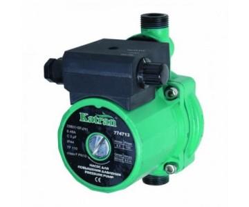 """Насос для повышения давления Katran Hmax 9м O?"""" 30л/мин(зелёный) + гайка O?"""
