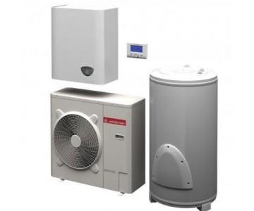 Тепловой насос воздух-вода Ariston NIMBUS COMPACT 70 S Т NET