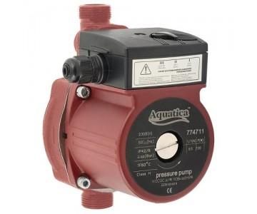 """Насос для повышения давления Aquatica 120Вт Hmax 9м Qmax 30л/мин O?"""" 160мм + гайки O?"""""""